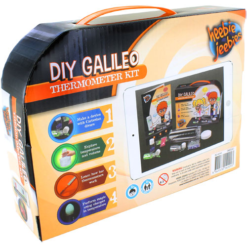 DIY Galileo Thermometer Kit - Image two