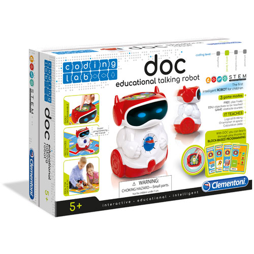 DOC - Educational Smart Robot - Image one