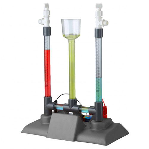 Electrolysis of Water Classroom Demo Apparatus - Image three