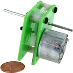Geared DC Motor.