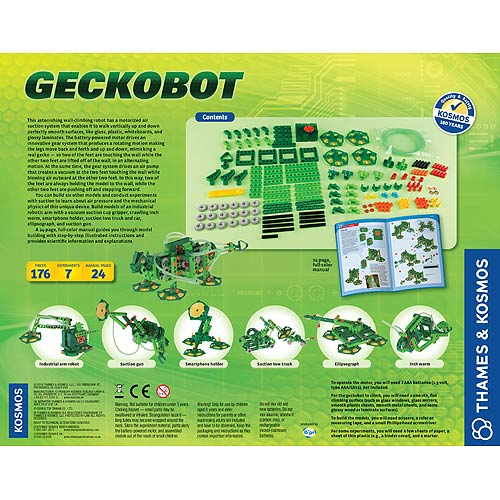 Geckobot - Image two