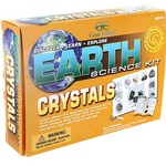 GeoCentral Crystals Science Kit.