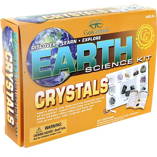 GeoCentral Crystals Science Kit - Image one