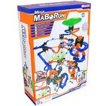 Mega MaboRun - 236pcs Marble Run Kit.