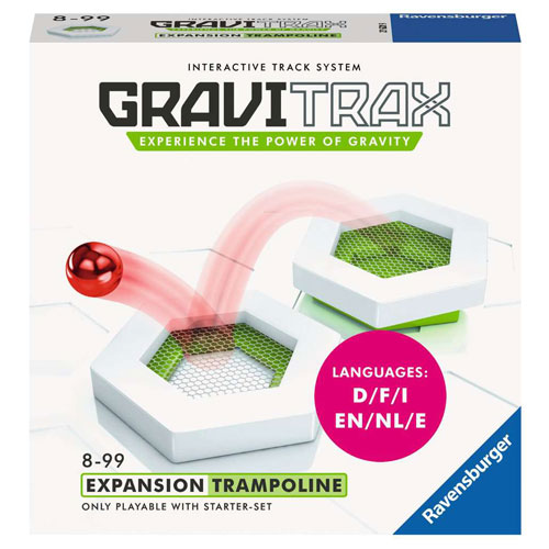 Gravitrax - Trampoline - Add On - Image one