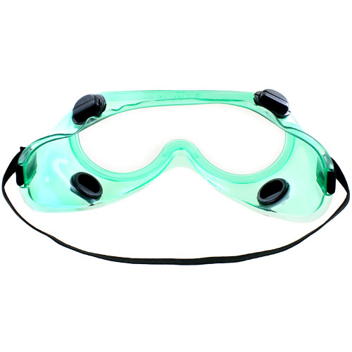 Impact Safety Goggles - Indirect Ventilation - Image two