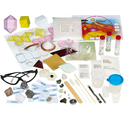 Kids First Crystals, Rocks & Minerals Kit - Image three