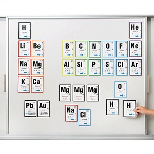Magnetic Periodic Table Set 25 00