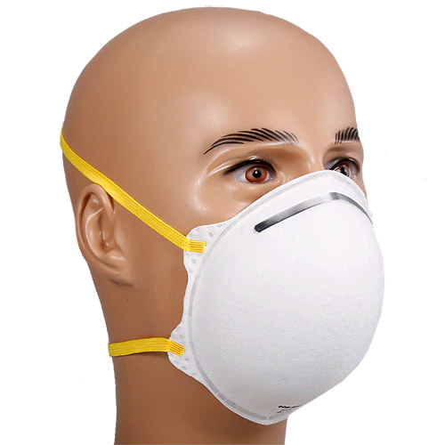 N95 FDA NIOSH Approved Makrite 9500 Respirator Face Masks - pack of 20 - Image three