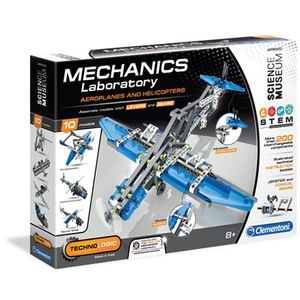 Mechanics Lab - Planes and Helicopter Kit - Image One