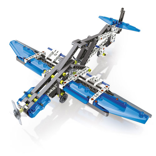 Mechanics Lab - Planes and Helicopter Kit - Image two