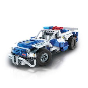 Mechanics Lab - Police Car - Remote Control Kit - Image two