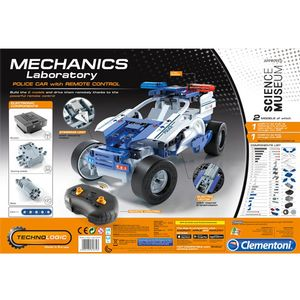 Mechanics Lab - Police Car - Remote Control Kit - Image three