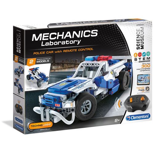 Mechanics Lab - Police Car - Remote Control Kit - Image one