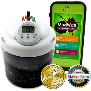 MudWatt Classic Kit - Electricity from Mud - Image One