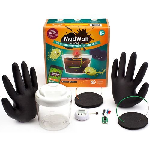 MudWatt Classic Kit - Electricity from Mud - Image two