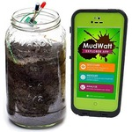 MudWatt Core Kit - Electricity from Mud.