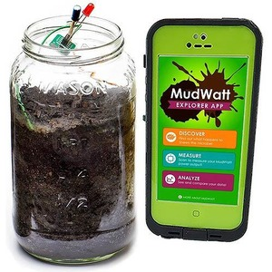 MudWatt Core Kit - Electricity from Mud - Image One