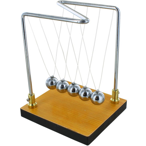 Newtonian Desk Toy - Image one