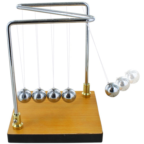 Newtonian Desk Toy - Image two
