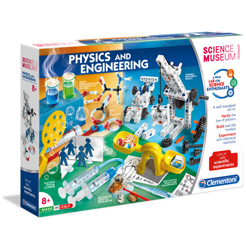 Physics and Engineering - Educational Kit - Image one