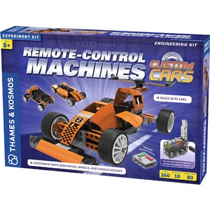 Remote-Control Machines: Custom Cars Kit - Image One