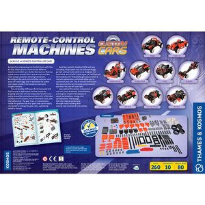 Remote-Control Machines: Custom Cars Kit - Image two