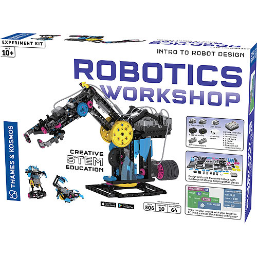 Robotics Workshop Kit - Image one