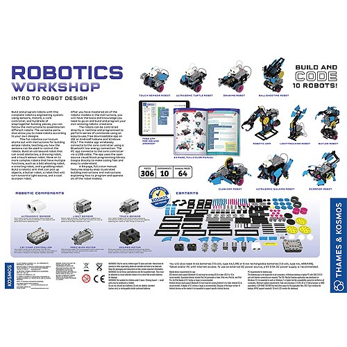 Robotics Workshop Kit - Image two
