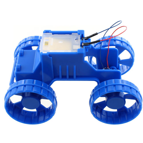 Salt-Water Powered Truck 4M Kit - Image two