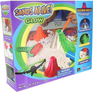 Sands Alive! Glow: Volcano World - Image One