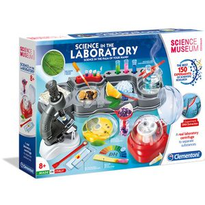 Science in the Laboratory - Educational Kit - Image One