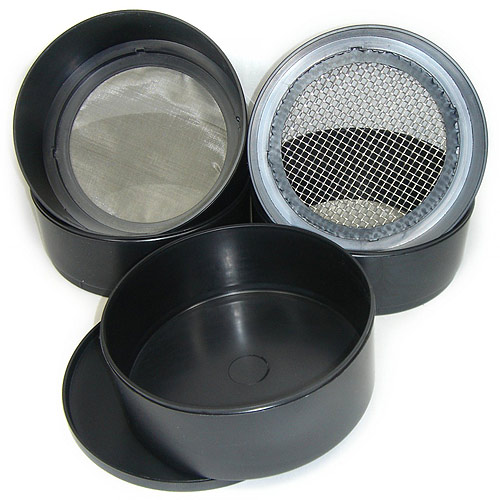 Screen Sieves - set of 4 - Image one