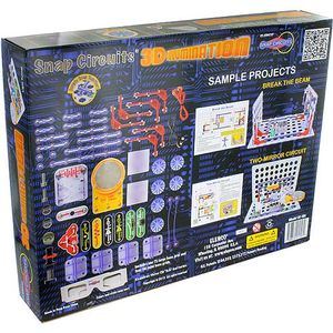 Snap Circuits 3D Illumination Kit - Image One
