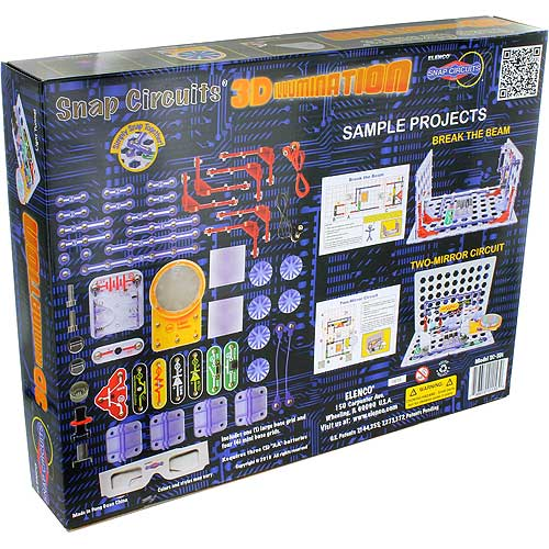 Snap Circuits 3D Illumination Kit - Image two
