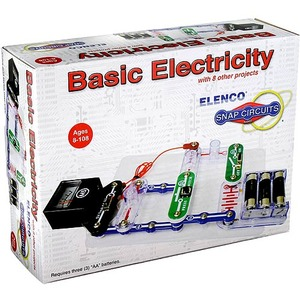 Snap Circuits Basic Electricity - Image One