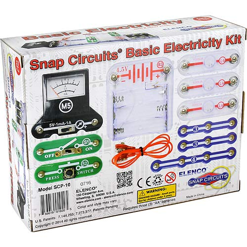 Snap Circuits Basic Electricity - Image two