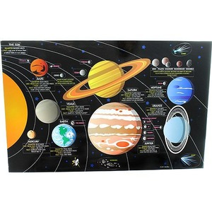 Solar System Magnetic Playset - Image One