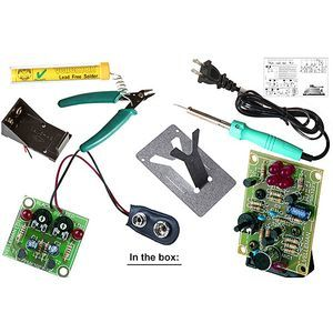 Start to Solder Educational Kit - Image One