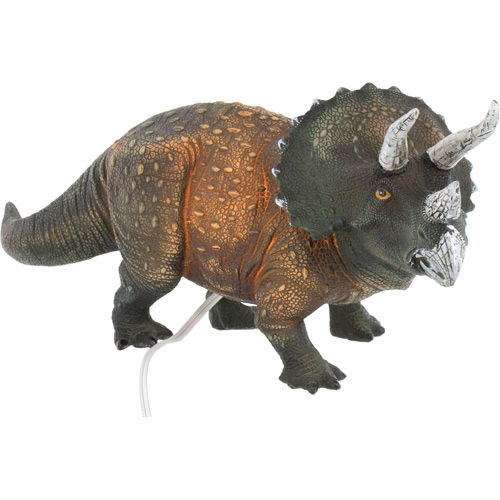 Triceratops Table Lamp - Image one