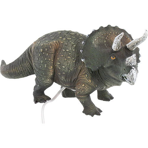 Triceratops Table Lamp - Image two - Triceratops Table Lamp By XUmp.com