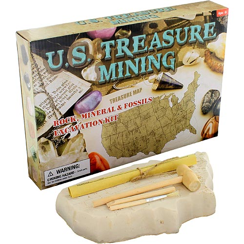 US Treasure Mining - Image one
