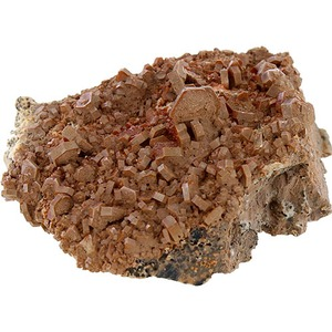 Vanadinite - Large Chunk (2-3 inch) - Image One