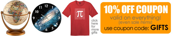 Gifts Sale - for science moms, dads & grads