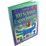 Photo of the: 100 Science Experiments - Illustrated Book