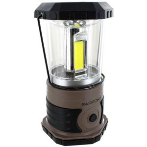 Photo of the 10W COB LED Lantern with Compass