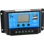 Photo of the: 10A 12V Lithium Battery Solar Charge Controller