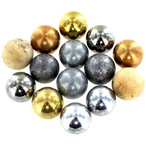 Photo of the: 19mm Solid Balls - set of 14