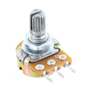 Photo of the 1K Potentiometer - 16mm