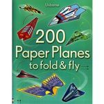 Photo of the: 200 Paper Planes to Fold and Fly